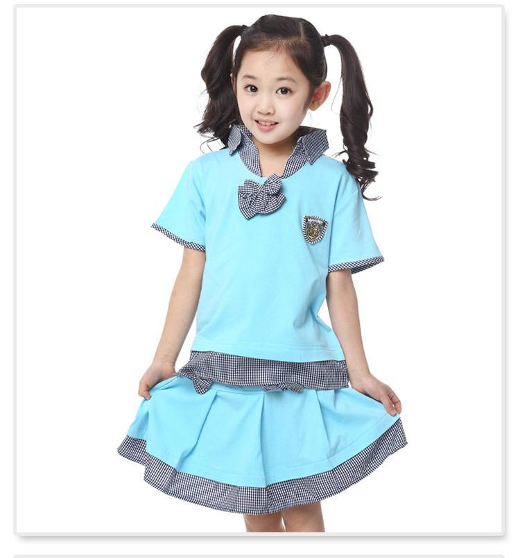 Váy học sinh tiểu học đẹp