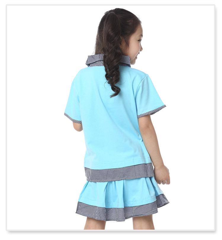 Mẫu đồng phục học sinh tiểu học - Đồng phục Mantis