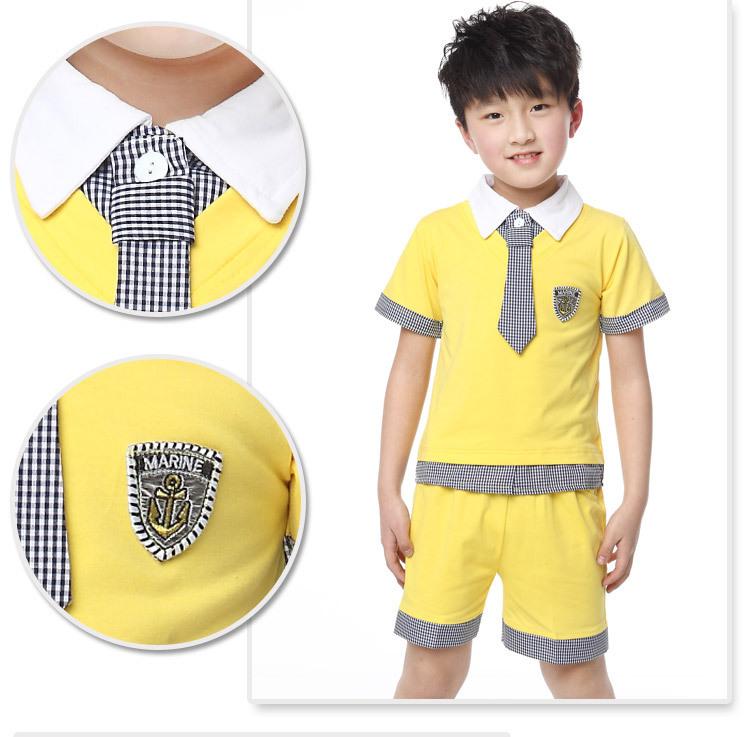 Quần áo học sinh tiểu học đẹp