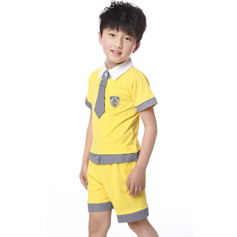 Đồng phục áo phông học sinh tiểu học đẹp