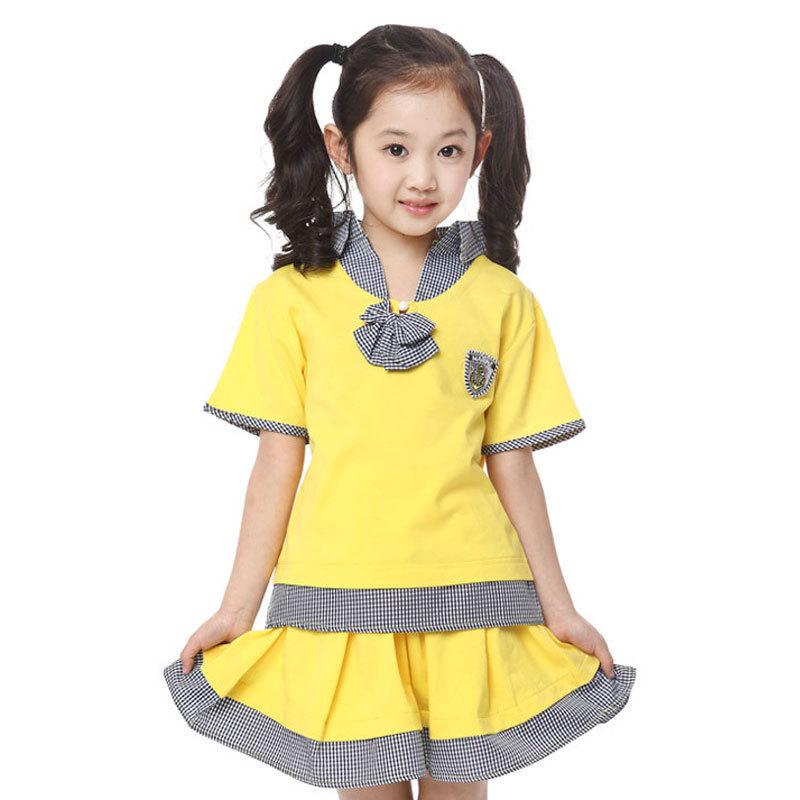 Mẫu quần áo học sinh tiểu học - Đồng phục Mantis