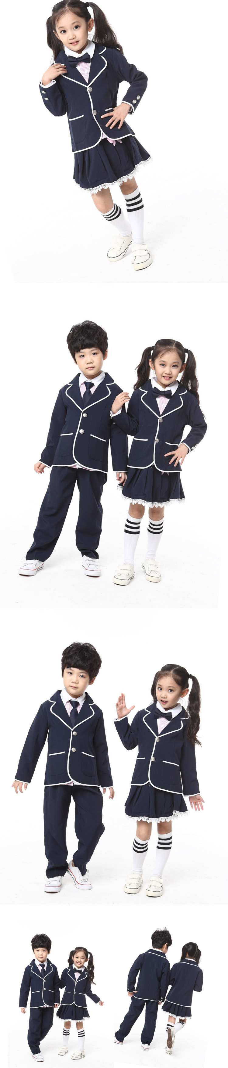 Đồng phục vest học sinh tiểu học đẹp