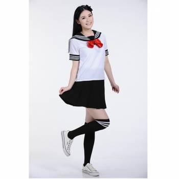 Mẫu đồng phục học sinh cấp 2