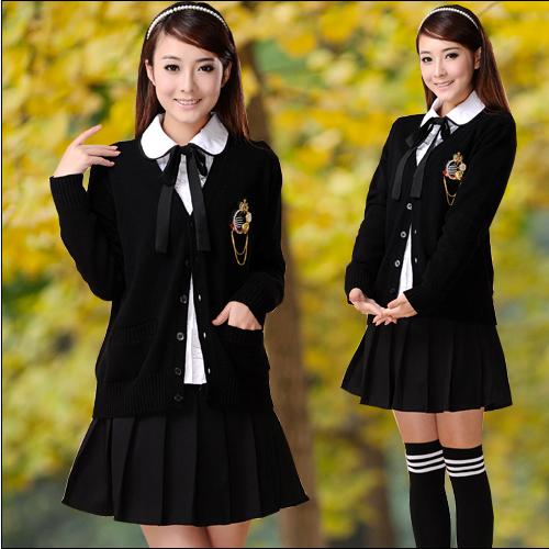 Mẫu đồng phục học sinh cấp 2 đẹp