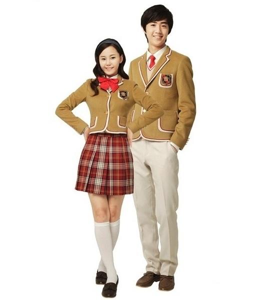 Đồng phục áo vest học sinh cấp 2