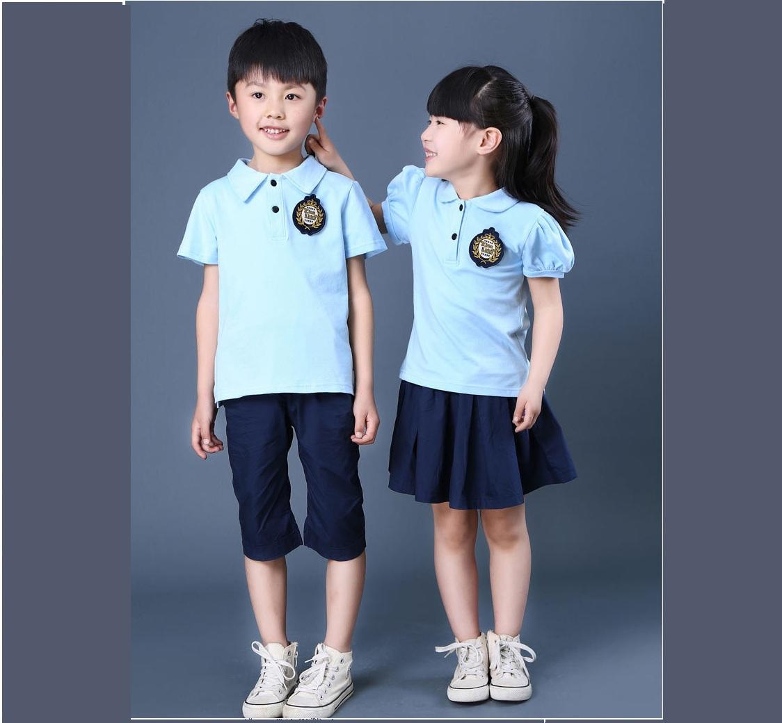 Đồng phục trẻ mầm non đẹp