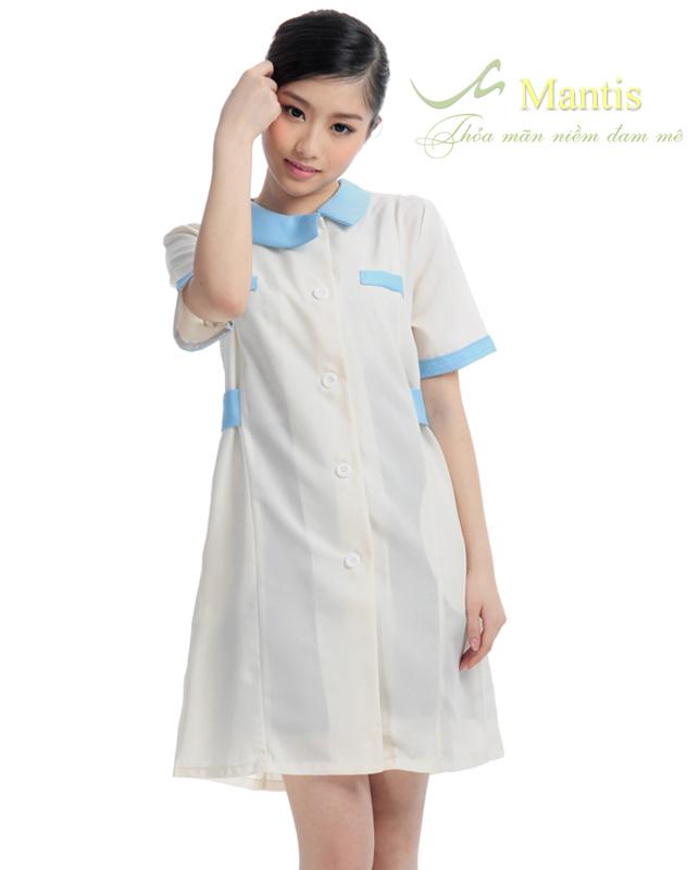 Hình ảnh mẫu váy điều dưỡng