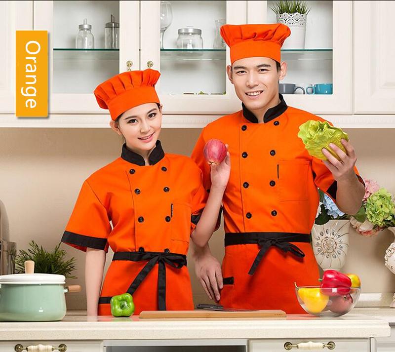 Áo bếp trưởng đẹp