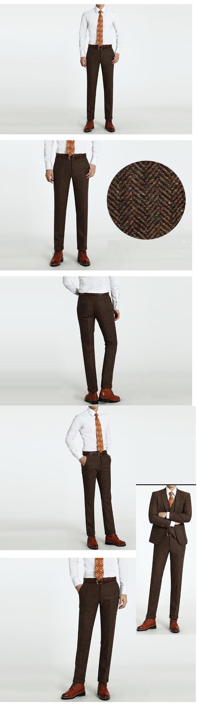đồng phục quần âu nam 1