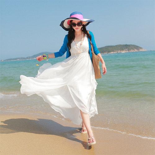 váy đi biển