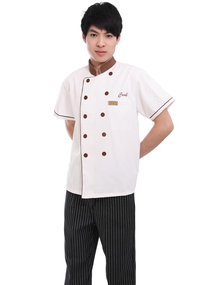 Mẫu áo bếp nam đẹp