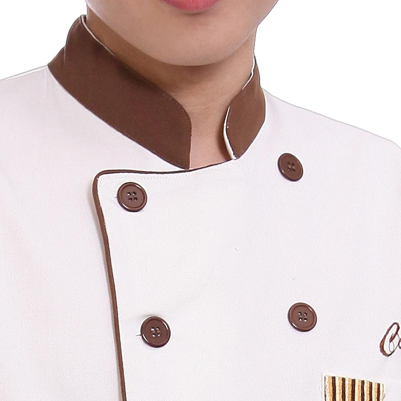 Vải may áo bếp nam chất lượng cao cấp
