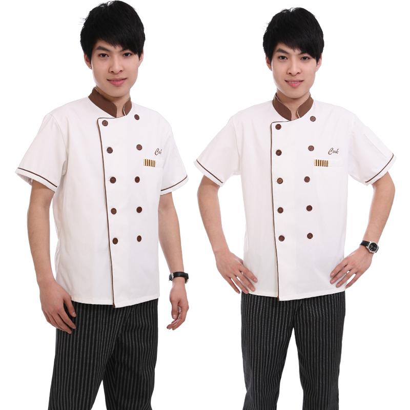 Mẫu áo bếp nam đẹp cho nhà hàng khách sạn - Đồng phục Mantis