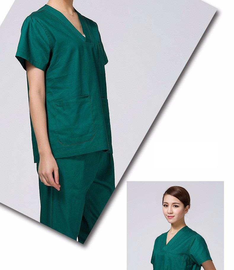 Đồng phục bác sĩ phẫu thuật