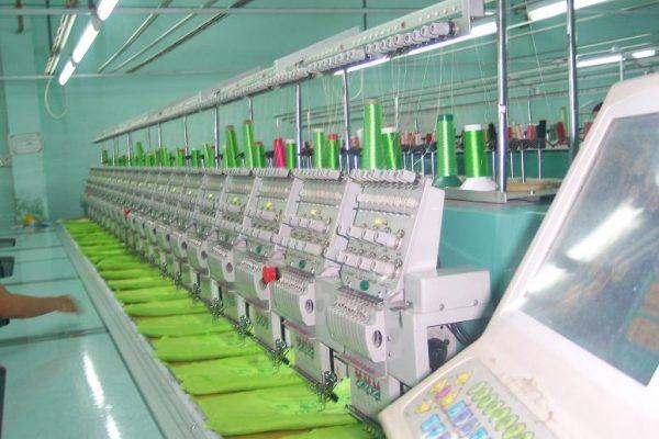 Thêu vi tính giá giẻ, chất lượng tiêu chuẩn xuất khẩu tại Hà Nội