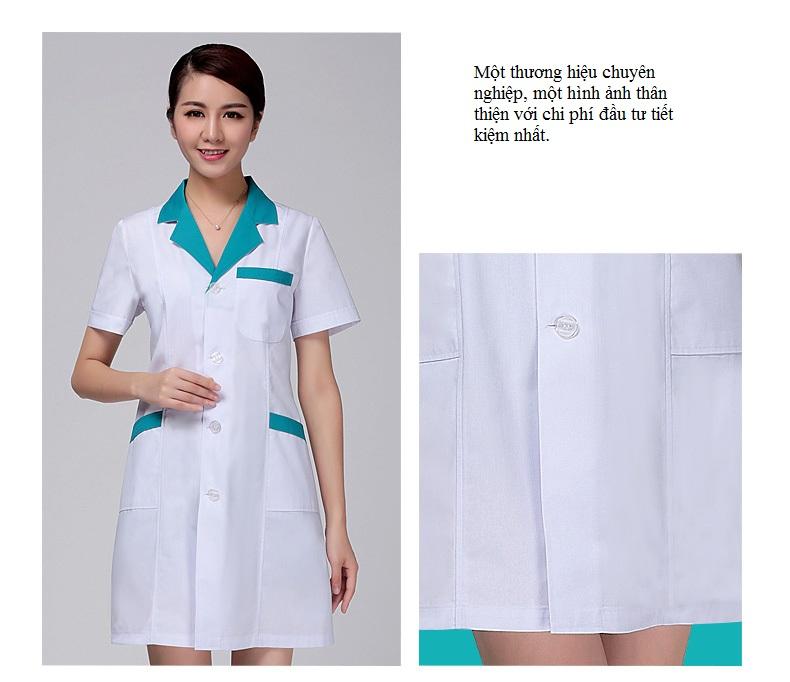 Địa chỉ may đồng phục y tá tại Hà Nội - Đồng phục Mantis