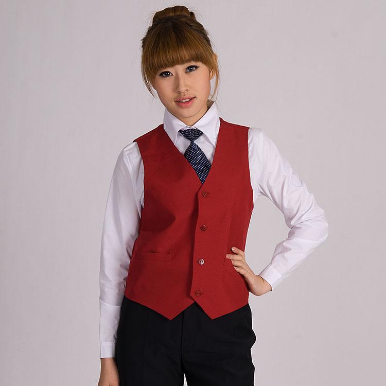 Đồng phục gile nữ năng động
