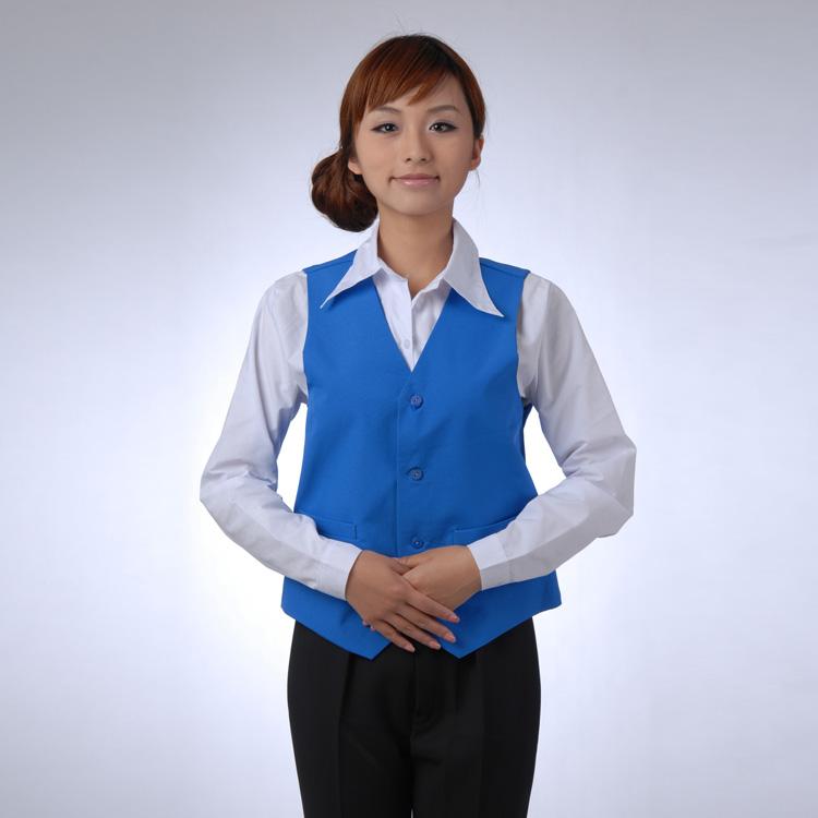 đồng phục gile nữ năng động 4