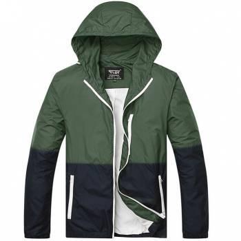Đồng phục áo khoác gió 12
