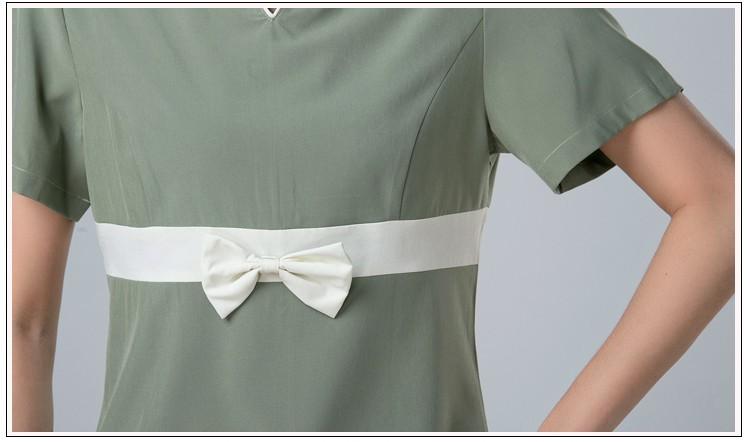 Mẫu đồng phục cho nhân viên Spa đẹp