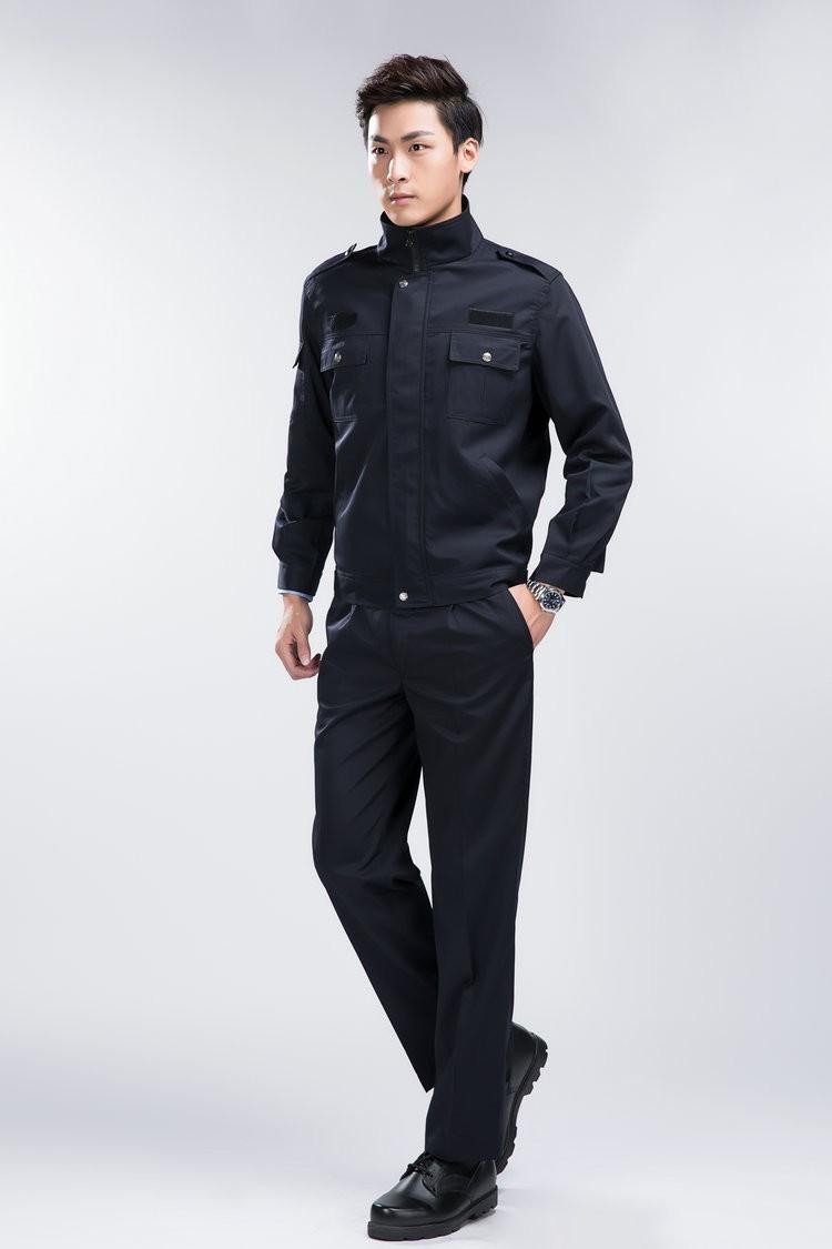 Áo đồng phục bảo vệ đẹp - Bảo hộ lao động Mantis
