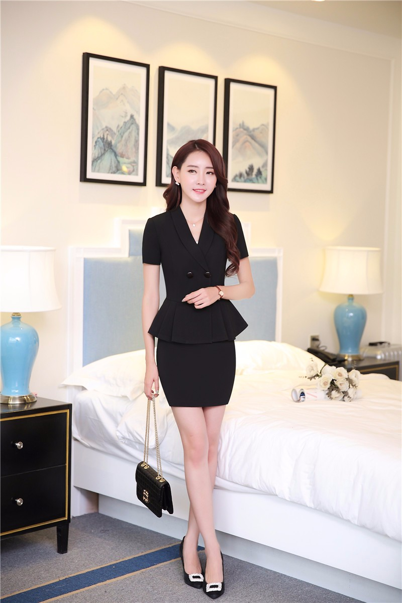 Đồng phục vest nữ đẹp 2017 5