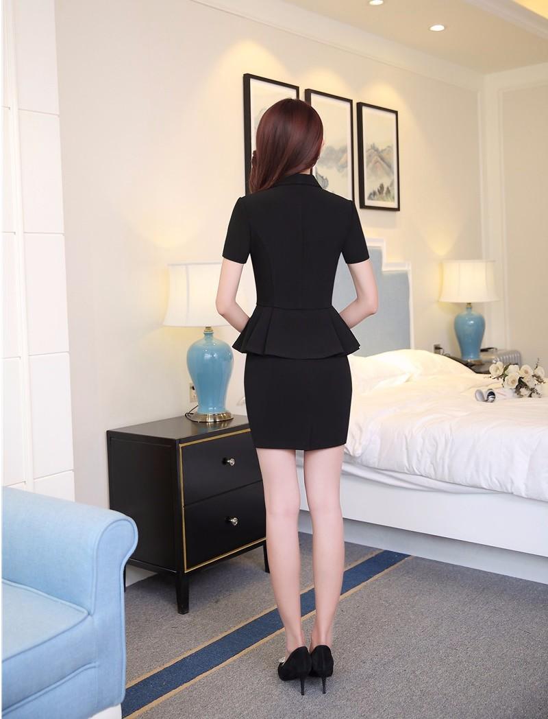 Đồng phục vest nữ đẹp 2017 6