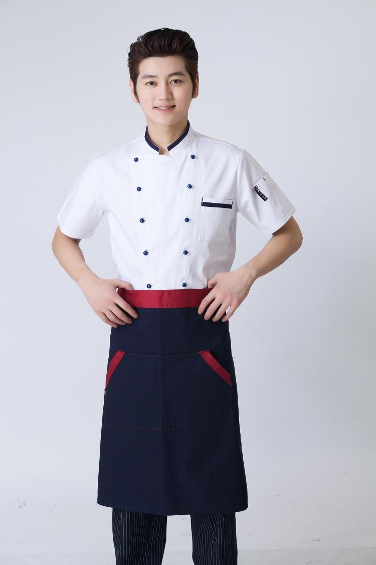 Các mẫu áo bếp nam, nữ cho nhà hàng khách sạn