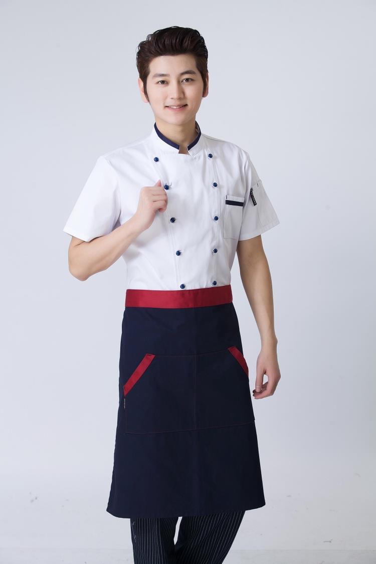 Các mẫu áo bếp đẹp - Đồng phục Mantis