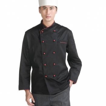 Mẫu áo đầu bếp