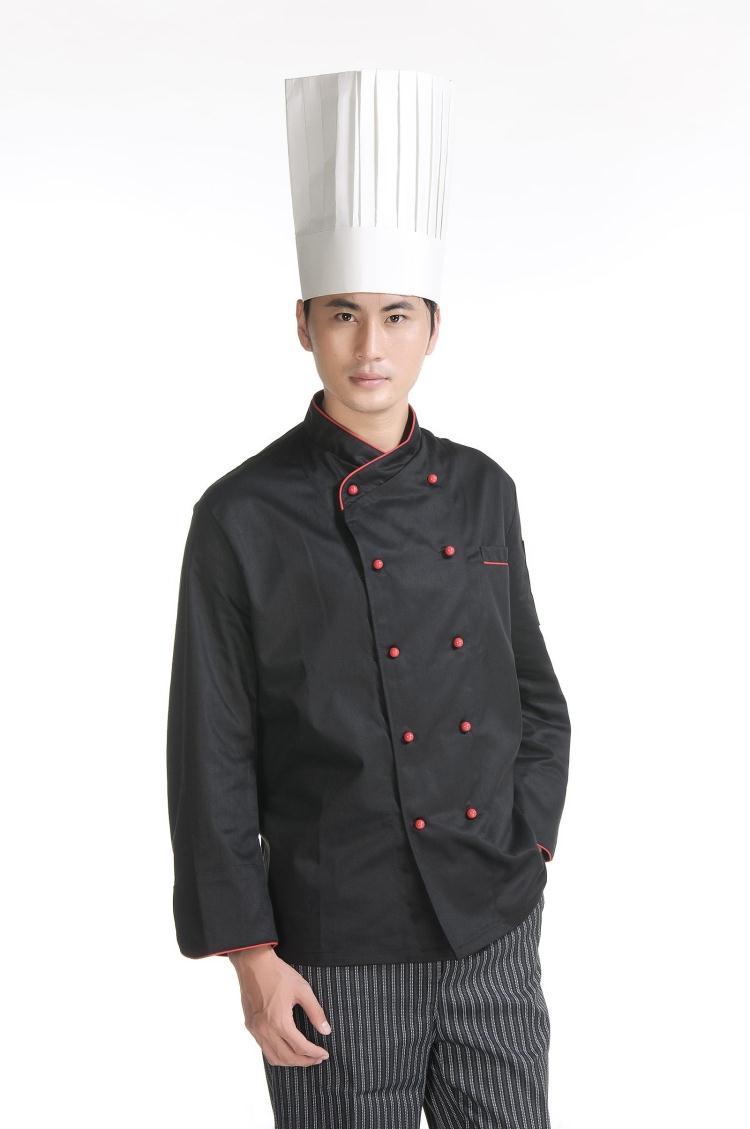 Thiết kế mẫu áo đồng phục đầu bếp - Mantis