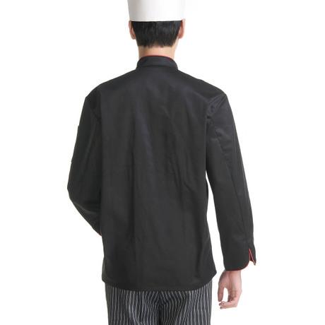 Mẫu áo đầu bếp đẹp 08