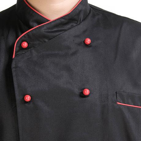 Mẫu áo đầu bếp 08 - Đồng phục Mantis