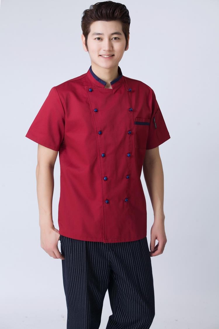 Thiết kế đồng phục đầu bếp phong cách cổ điển
