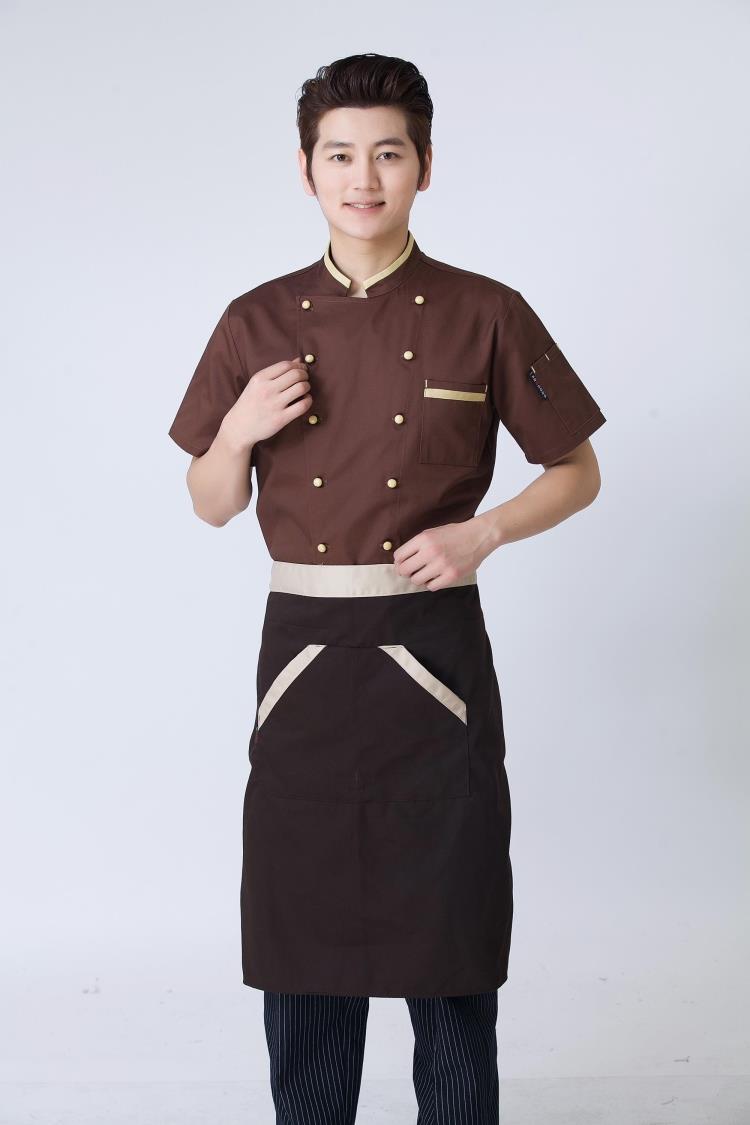 Đồng phục đầu bếp 114