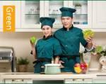 Đồng phục đầu bếp 17021