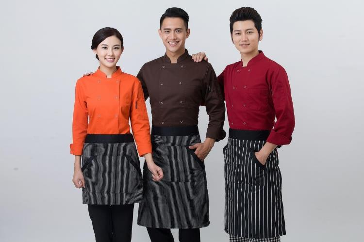 Cách chọn vải may áo bếp phù hợp