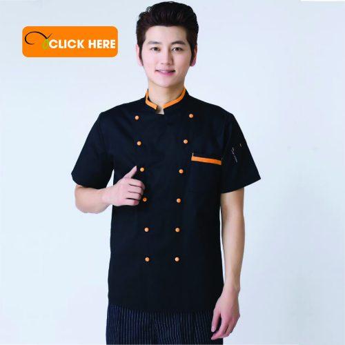 Áo đồng phục đầu bếp