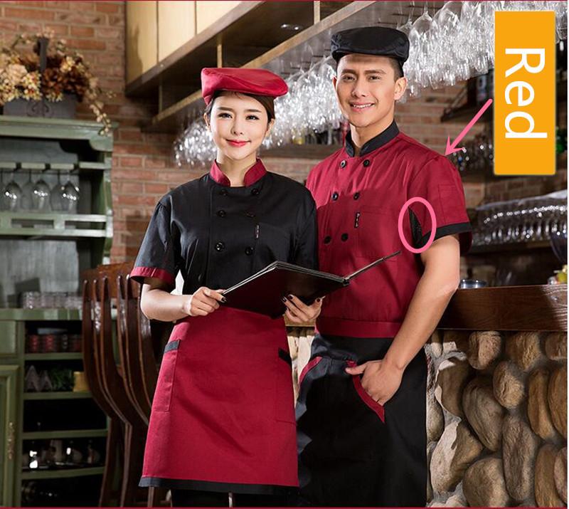 Thiết kế đồng phục bếp theo phong cách Nhật Bản