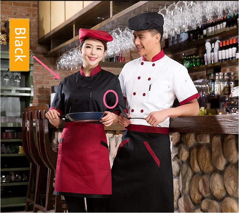 May đồng phục bếp đẹp tại Hà Nội