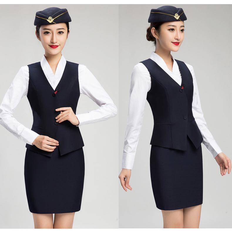 May đồng phục nhà hàng khách sạn tại quận Thanh Xuân-lễ tân