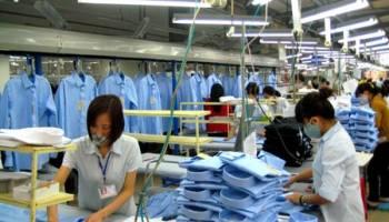 Nhà xưởng Mantis và quy trình sản xuất đồng phục chuyên nghiệp