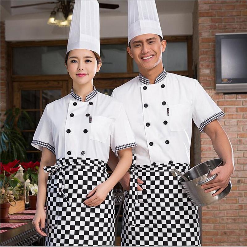Mẫu đồng phục đầu bếp đẹp - Công ty may đồng phục Mantis