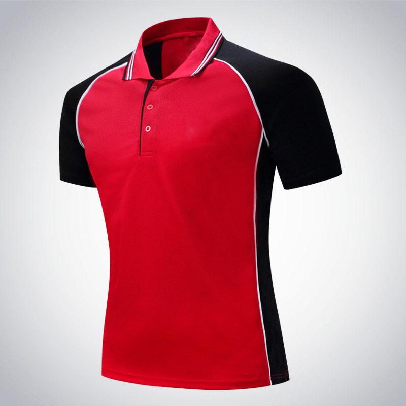 áo phông đỏ phối đen thể thao đẹp5