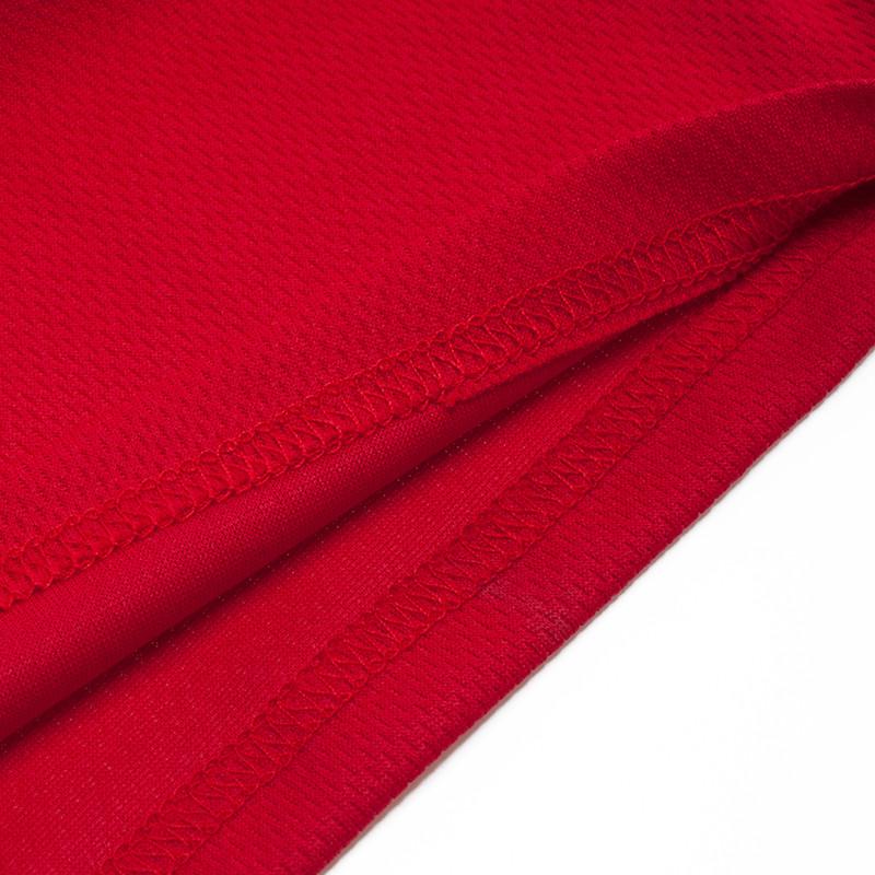 áo phông đỏ phối đen thể thao đẹp3