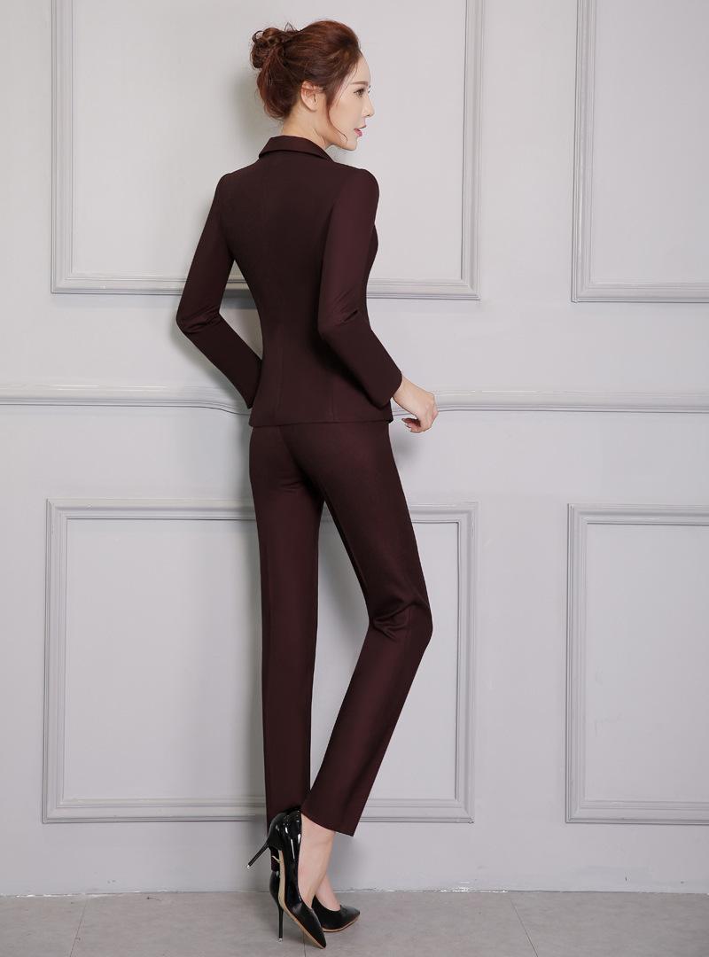 Đồng phục áo vest nữ công sở đẹp - 835418