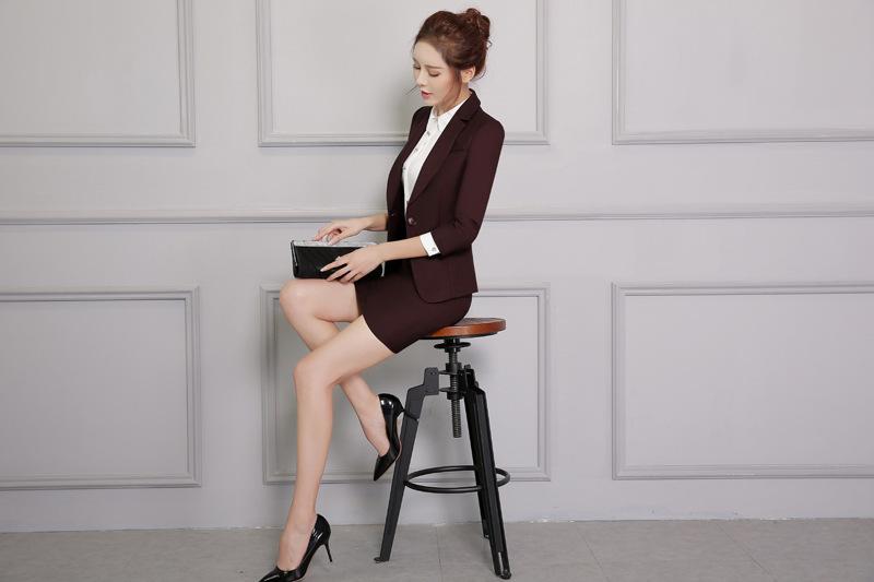 Đồng phục áo vest nữ công sở đẹp - 781947