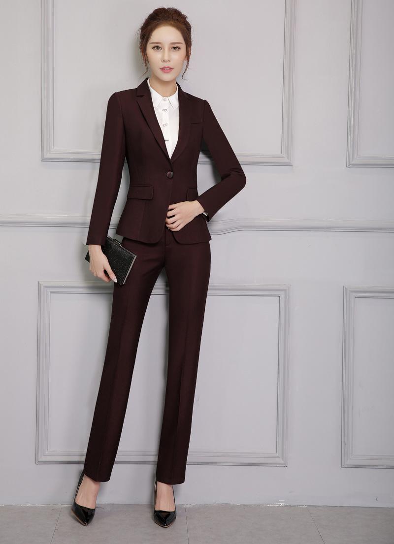 Đồng phục áo vest nữ công sở đẹp - 091837