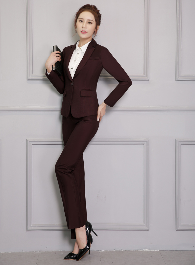 Đồng phục áo vest nữ công sở đẹp - 901865