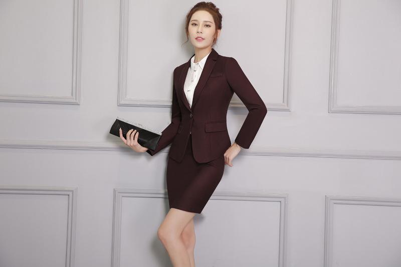 Đồng phục áo vest nữ công sở đẹp - 635183